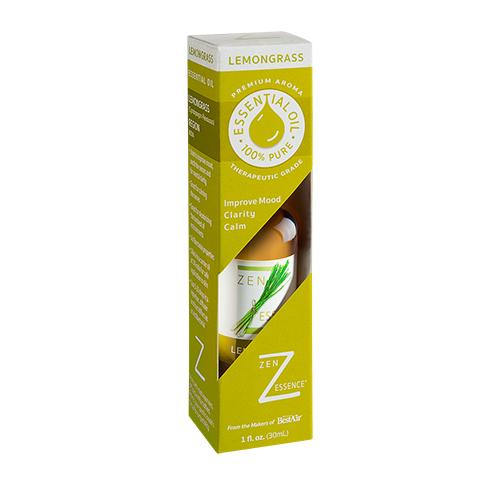 Zen Essence Lemongrass Essential Oil